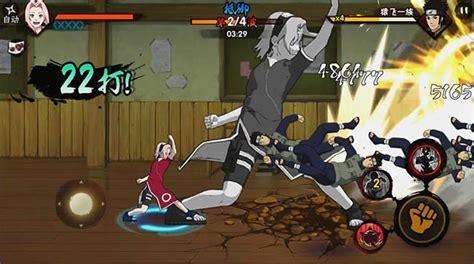 membuat game naruto ikuti perjalanan naruto menjadi ninja lewat game naruto
