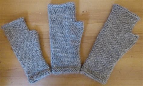 free fingerless gloves knitting pattern uk fingerless glove kits alison casserly natur ally