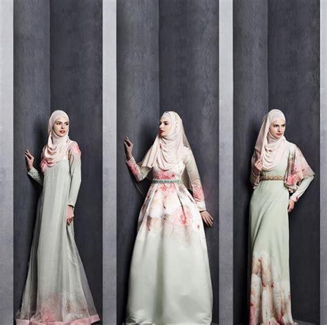 Baju Ammara Couture minaz dan mira filzah violet
