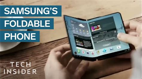 everything we about samsung s foldable phone
