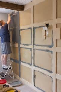 diy wood panel wall master makeover diy paneled wall jenna sue design blog