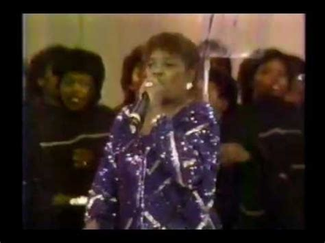 shirley caesar i'll say yes lord yes youtube