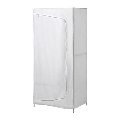 Pop Up Closet by Ikea Breim Wardrobe White Pop Up Closet New Ebay
