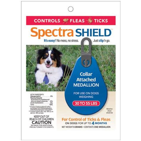 flea protection for puppies spectra shield spectra shield flea protection for 30 55 lbs 19105 13 conkey s
