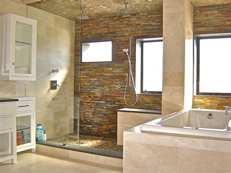 slate bathroom ideas marble and slate master bathroom modern bathroom san