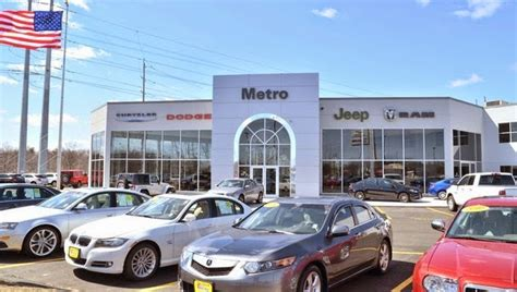 Chrysler Dodge Jeep Ram Dealership Contact Metro Chrysler Dodge Jeep Ram Western Ma Auto Dealer