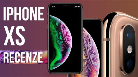 apple iphone xs recenze