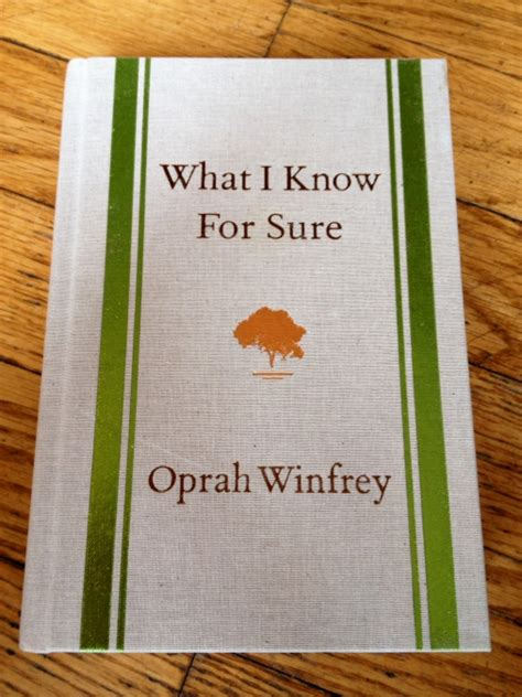 144727766x what i know for sure 5 best lessons from oprah s quot what i know for sure