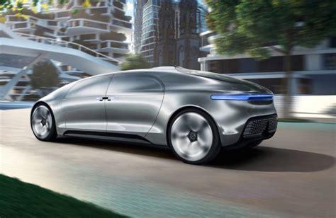 mercedes f105 le de bilo la nouvelle voiture de luxe autonome