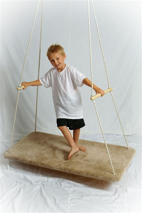 platform swing therapy how to build a child s glider swing woodworking projects