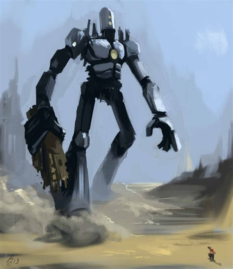 big robot big robot by amazingtrout on deviantart