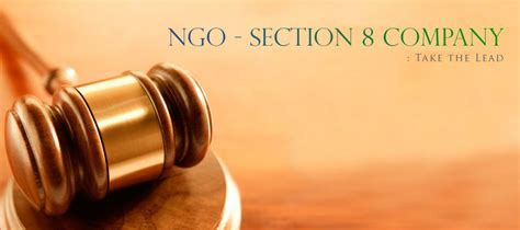 Section 8 Company by Section 8 Company In India Legalraasta
