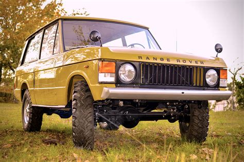 overland range rover 1973 land rover range rover by legacy overland hiconsumption