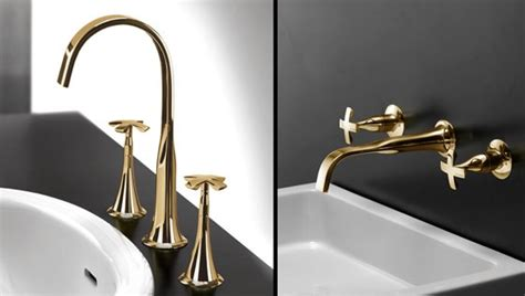 gold taps for bathrooms bath fillers for the perfect designer bathroom