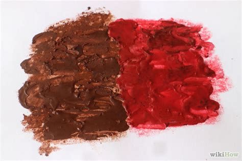 make brown paint how to mix paint colors to make brown 9 steps with pictures