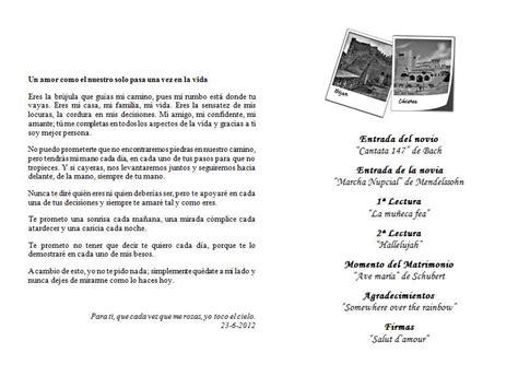 ceremonias civiles textos lecturas para bodas votos nupciales bodaplanea
