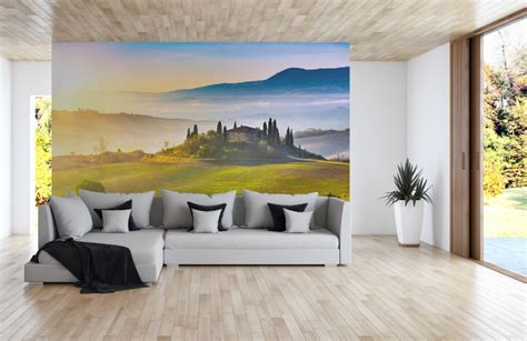amazing home interior design katerina sgift nature inspired eye deceiving wall murals to make your