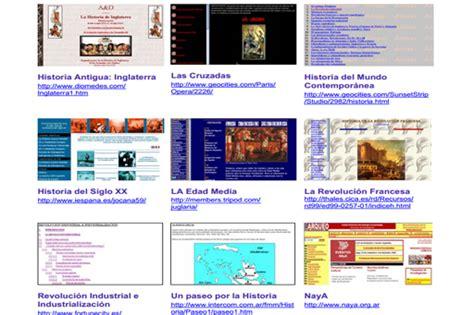 imagenes educativas org paginas web de contenidos educativos e historia