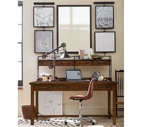 pottery barn studio wall desk 17 best ideas about warren mitchell on ronnie