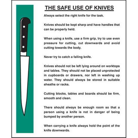 safety kitchen knives kitchen knife safety