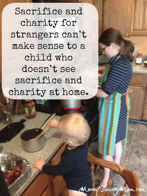 Charity Begins At Home by 31 Days Of Giving On A Budget Charity Begins At Home Day
