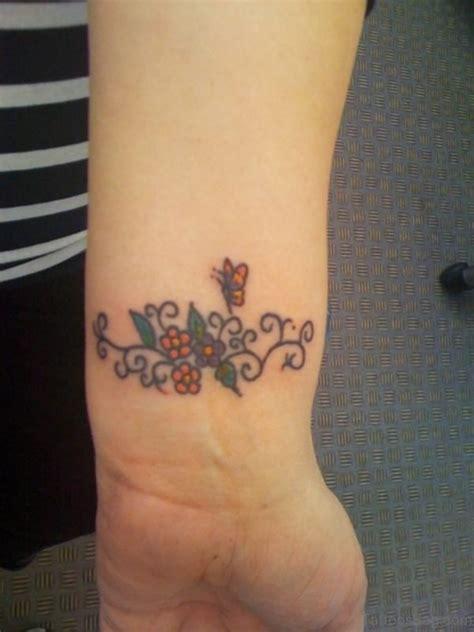 simple vine tattoo 12 simple vine tattoos on wrist