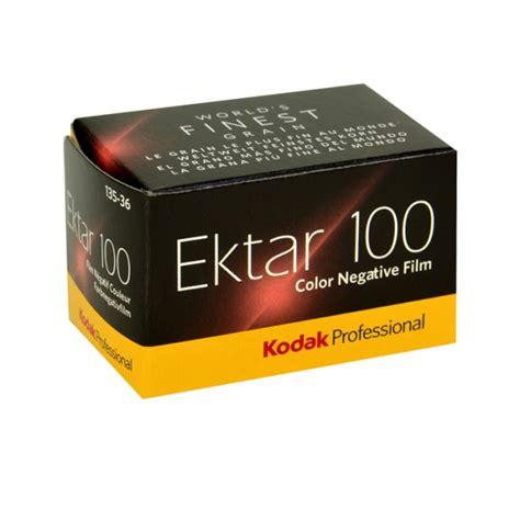 kodak professional ektar 100 color negative film 35mm kodak ektar 100 iso 35mm x 36 exp freestyle