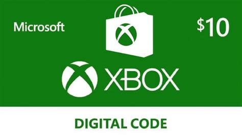 Xbox Live 10 Gift Card - xbox live 10usd gift card digital item trade