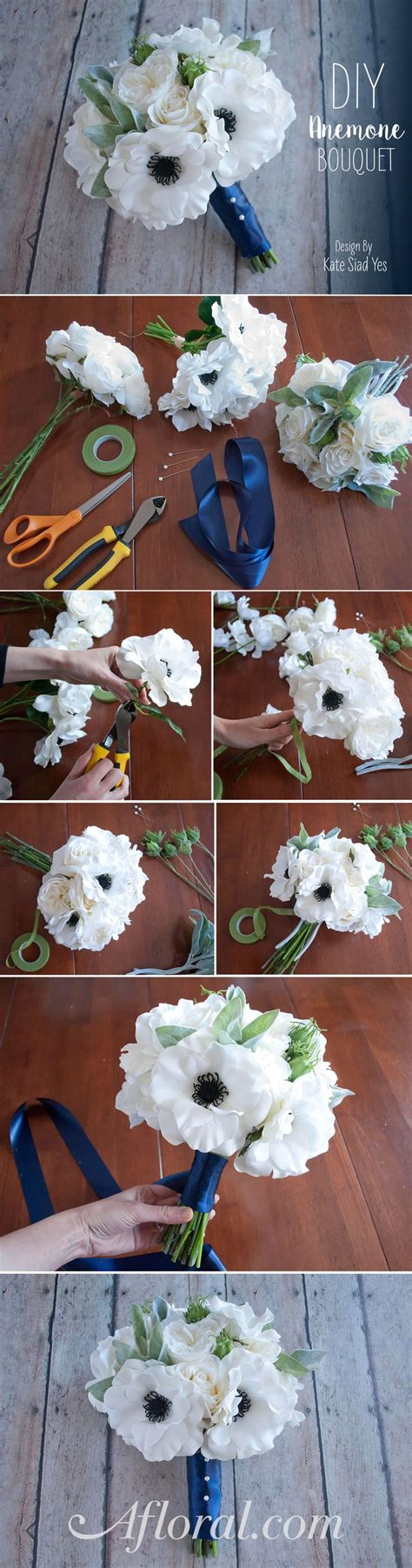 Pre Made Bridesmaid Bouquets by Make Your Diy Wedding Bouquet Ahead Of Time By Combining