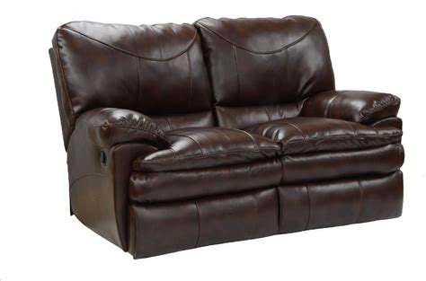 Sears Leather Recliners by Brown Bonded Leather Loveseat Sears