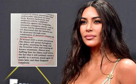 kim kardashian revealed  psychic sylvia browne predicted