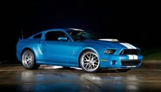 2013 Ford Mustang Gt500 Carroll Shelby Honored With 850 Hp 2013 Ford Mustang