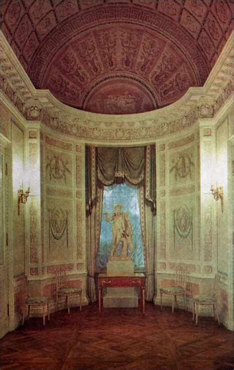 The Dressing Room St Pete by Dressing Room Of Paul I Pavlovsk Palace Park Country