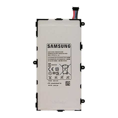 Baterai Samsung Galaxy Tab Original samsung galaxy tab 3 7 0 battery t4000e