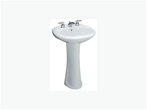 Mancesa Pedestal Sink mancesa white pedestal sink saanich