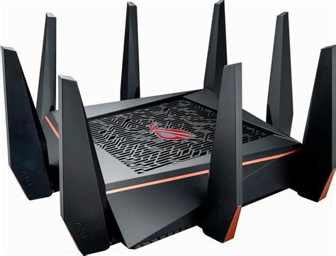 Router Rog asus gt ac5300 rog rapture tri band gaming router
