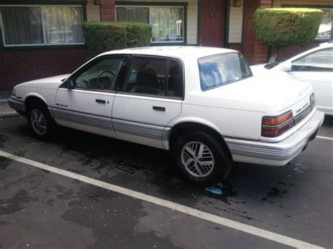 repair anti lock braking 1989 pontiac grand am parking system pontiac grand am 1989 for sale by owner in carson city nv 89706