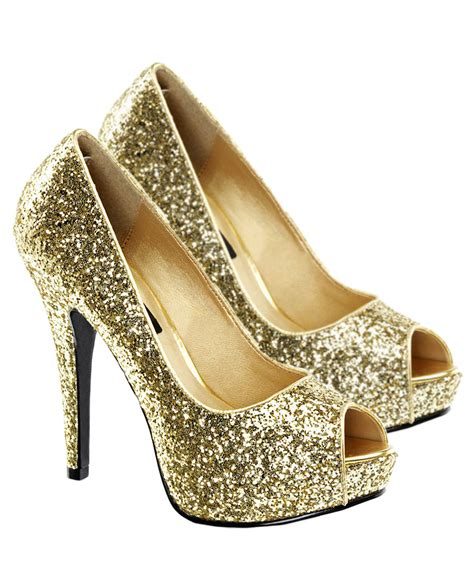 Gold Shoes by New Shoes For 2012 Part 1 Costume Craze
