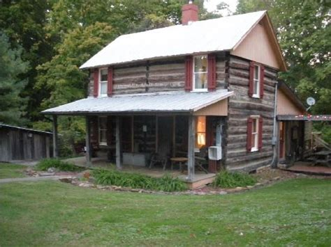 heritage cabins picture of hocking state park