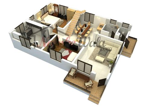 duplex home design plans 3d 3d floor plans 3d house design 3d house plan customized
