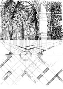 Illustration Architectural Drawings