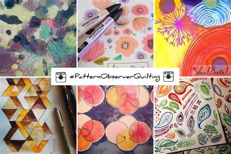 design observer instagram pattern observer instagram challenge recap quilting