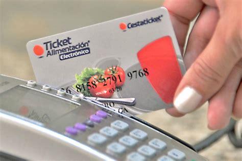 cesta ticket a partir de marzo 2016 nuevo cesta ticket en 2016 salario integral venezuela