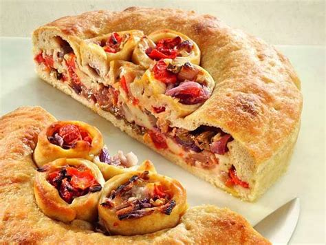 Sarra Pita la pitta ripiena di papa tv torte salate