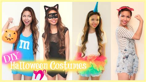 62 costumes for easy diy ideas easy last minute diy costumes 2014