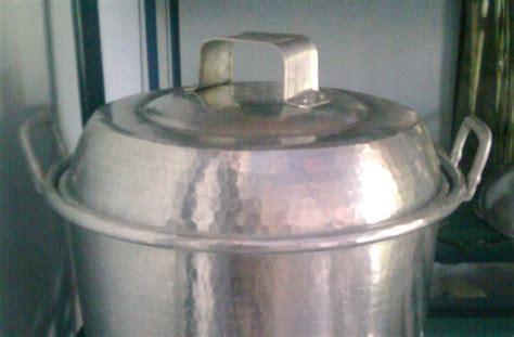 Panci Dandang Jawa kerajinan aluminium dandang