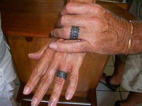 tribal marriage tattoos fijian tribal wedding bands