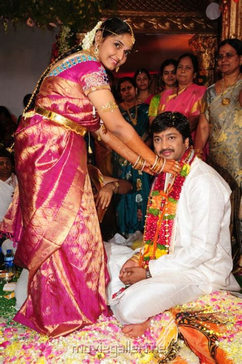 chalo heroine marriage photos picture 171490 aryan rajesh weds subhashini new movie