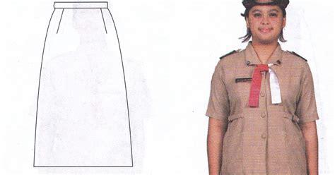 Baju Pramuka Penegak Putri No 13 ensiklopedia pramuk seragam harian pramuka penegak
