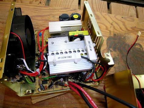 Modification Atx Power Supply by 12v Power Supply